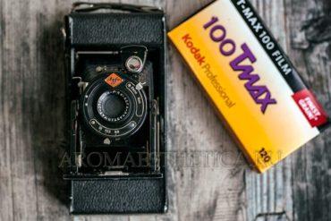 Профессиональный фотоаппарат 30-х годов 20 века винтажная фотокамера AGFA
