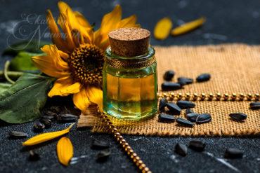 Подсолнечное масло для кожи и волос