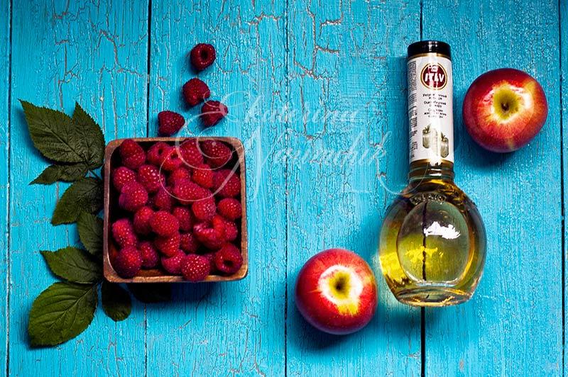 Как приготовить малиновый уксус в домашних условиях