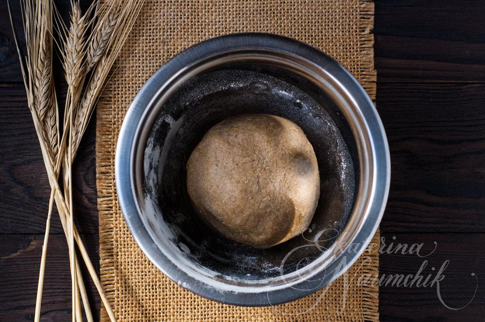 Пошаговый аастер класс по приготовлению ржаного печенья