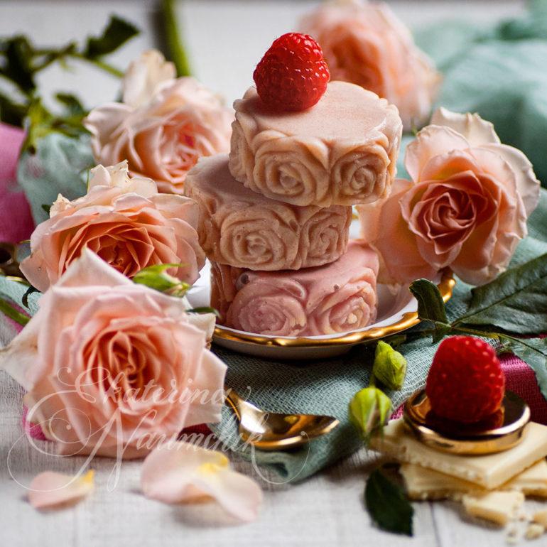 Ароматерапевтический трюфель с розой