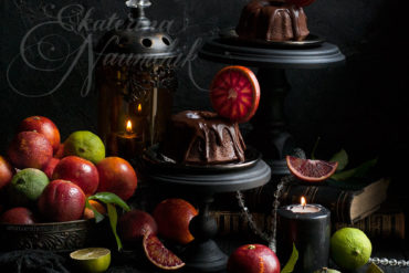 Шоколадные кексы с апельсином станут настоящим украшением вашего праздничного стола