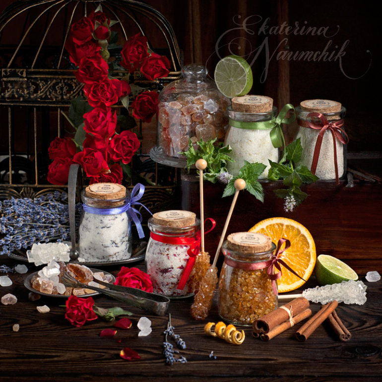 Как ароматизировать сахар эфирными маслами