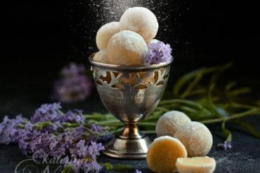 рецепт марципана с лавандой