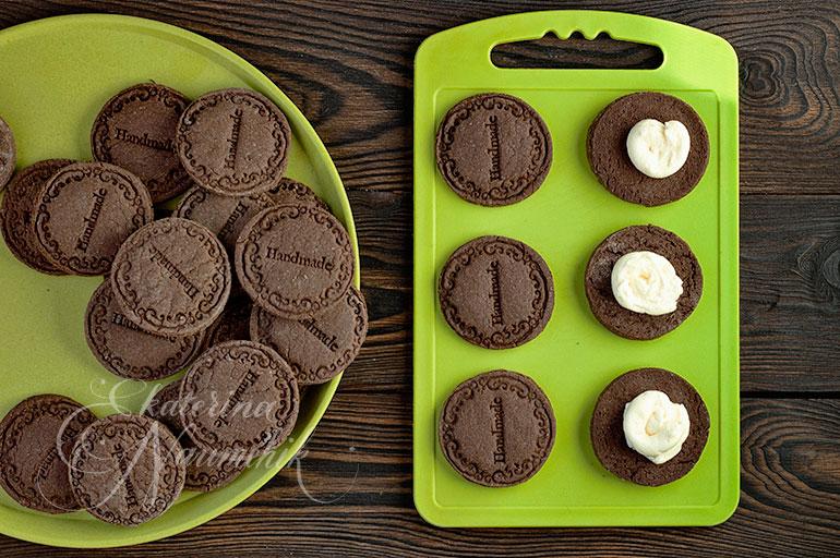 как приготовить печенье «Орео» дома