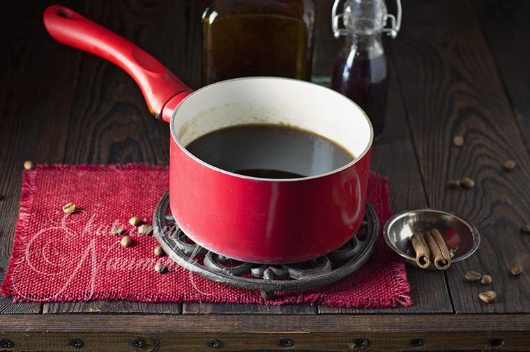 кофейный ликёр своими руками