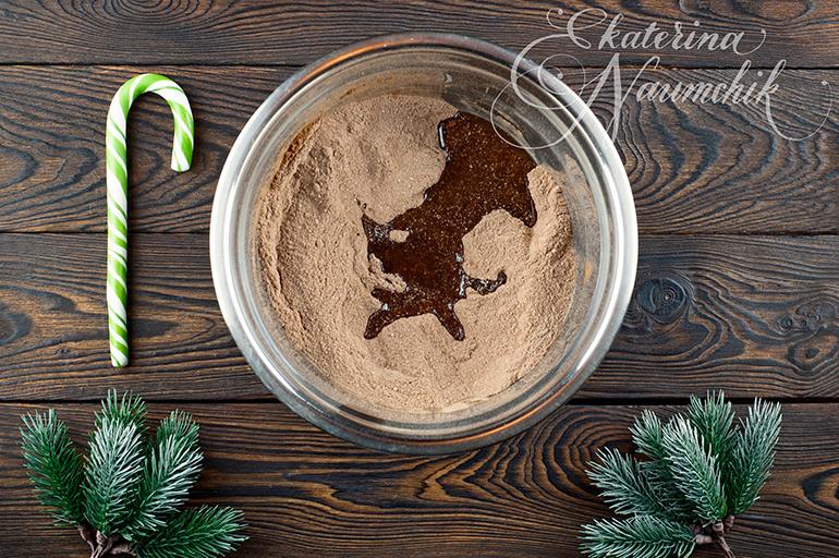 масло какао с эфирными маслами