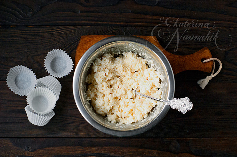 конфеты баунти в домашних условиях, рецепт с фото