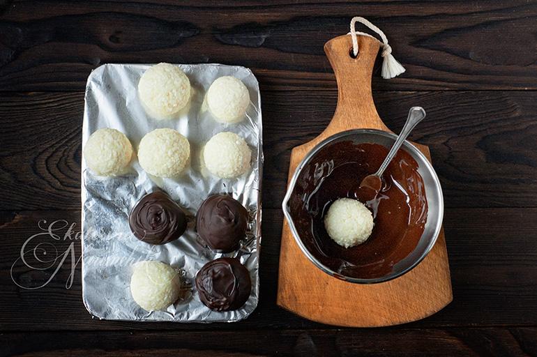 конфеты баунти рецепт