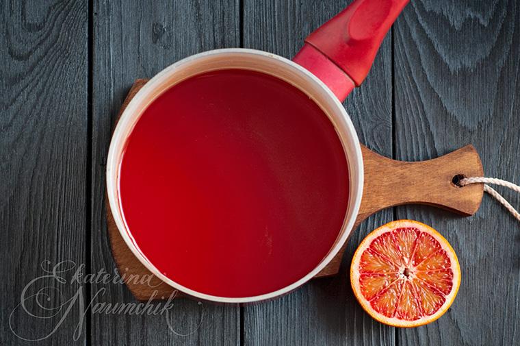 апельсиновый ликёр оранчелло рецепт