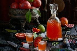 апельсиновый ликер оранчелло рецепт