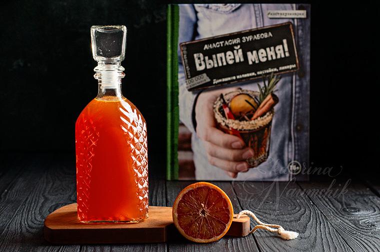 апельсиновый ликер оранчелло