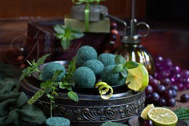 бомбочки для ванны мохито